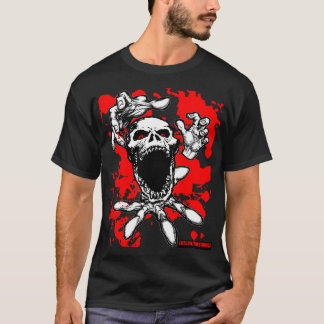 Blood Spatter Zombie Shirt