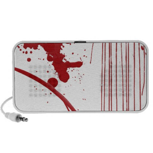 Blood! Speaker