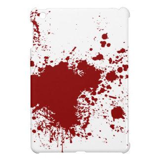 Blood Splash iPad Mini Cover