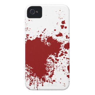 Blood Splash iPhone 4 Case