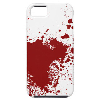 Blood Splash iPhone SE/5/5s Case