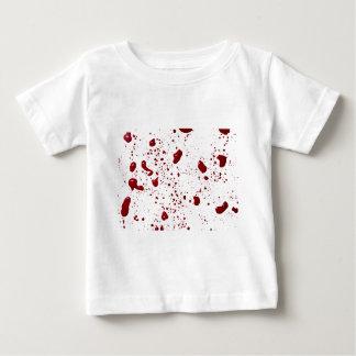 Blood Splatter Baby T-Shirt