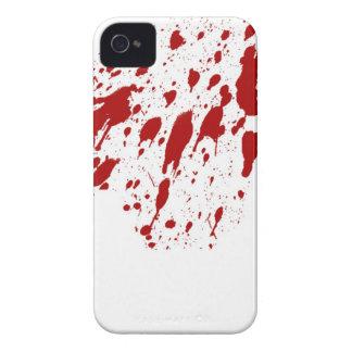 Blood Splatter Blackberry Bold Case