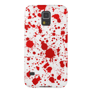Blood Splatter ... Dexter Would Kill For This Case For Galaxy S5