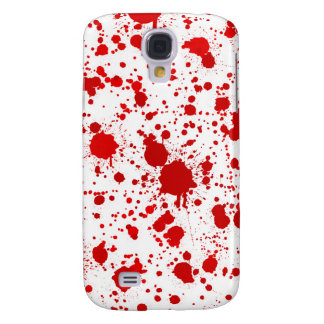 Blood Splatter ... Dexter Would Kill For This Samsung Galaxy S4 Cover