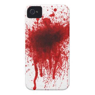 Blood Splatter Realistic Case-Mate iPhone 4 Case