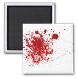 Blood Splatter Refrigerator Magnet