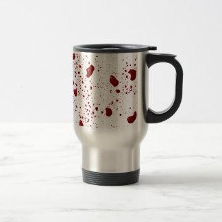 Blood Splatter Travel Mug
