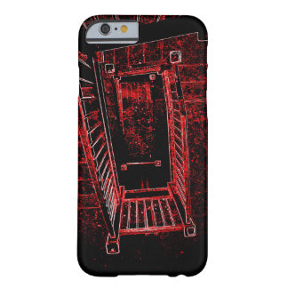 Blood Splattered Stairs Barely There iPhone 6 Case