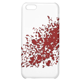 Blood Stain iPhone 5C Cover