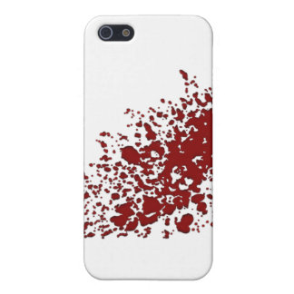 Blood Stain iPhone SE/5/5s Case