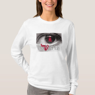 Blood Stained Tears Woman's Hoodie
