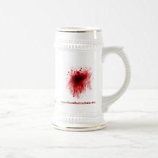 Blood Stein Coffee Mug