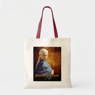 Blood stock market and Fire GOT Fanart Tote Bag