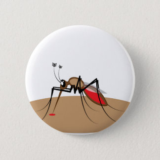 Blood sucking Insect Button