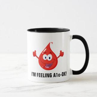 Blood Sugar Control Mug