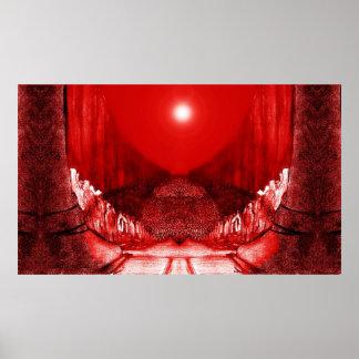 BLOOD SUN - Poster