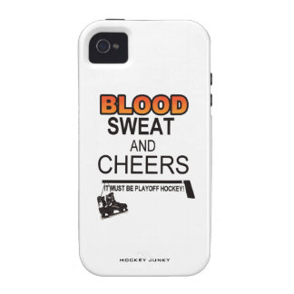 BLOOD SWEAT & CHEERS iPhone 4 COVERS