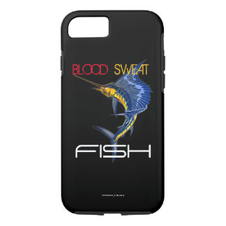 BLOOD SWEAT FISH iPhone 8/7 CASE