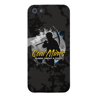 BLOOD, SWEAT & TEARS iPhone 5 CASES