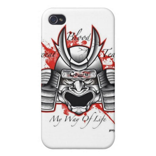 Blood, Sweat, Tears Speck Case Cover For iPhone 4