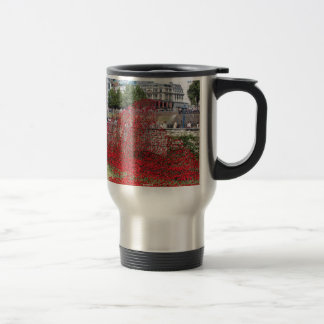 Blood Swept Lands and Seas of Red Travel Mug
