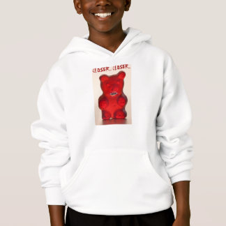 Blood Thirsty Candy Bear Hoodie