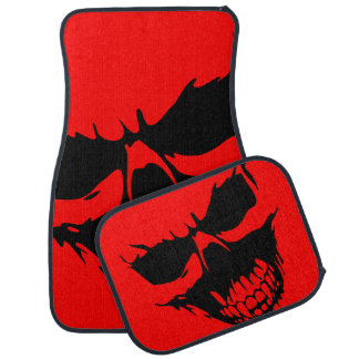 Blood Thirsty Psycho Car Floor Mat