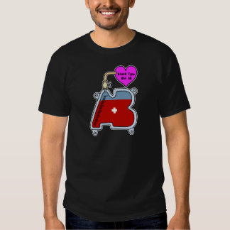 Blood type AB Shirt