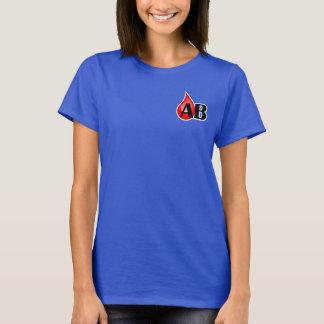 Blood type AB T-Shirt