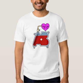 Blood type AB Tee Shirt