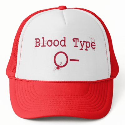 O Positive Blood Type