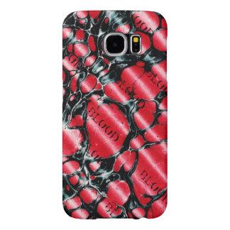 Blood Veins Samsung Galaxy S6 Cases