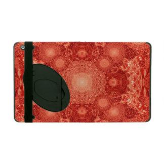 Blood Vessels Mandala iPad Covers