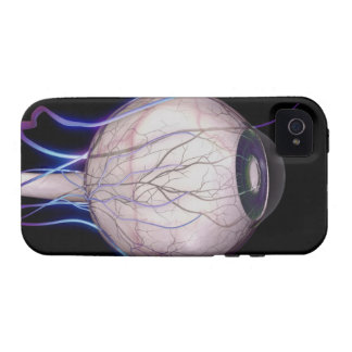 Blood Vessels of the Eye Case For The iPhone 4