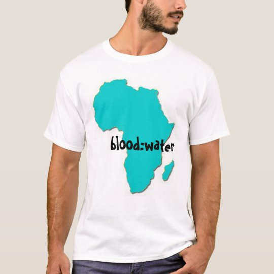 Blood:Water Mission T-Shirt