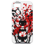 Blood Wolf iPhone 5 Covers