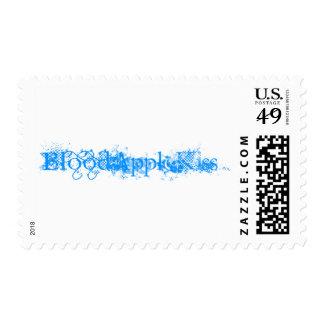 BloodAppleKiss Design Grundge Stamp