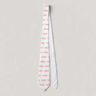 Bloodborne Pathogen Gifts Neck Tie