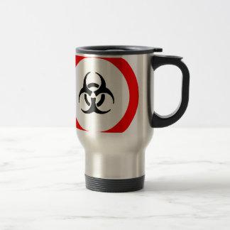 bloodborne pathogens travel mug