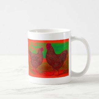 BloodFire Coffee Mug