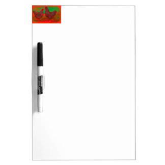 BloodFire Dry Erase Board