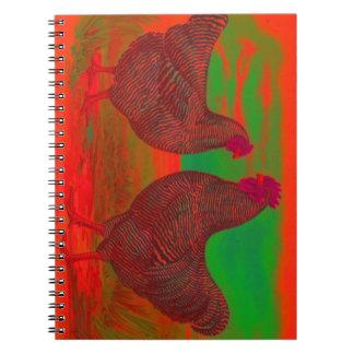 BloodFire Notebooks