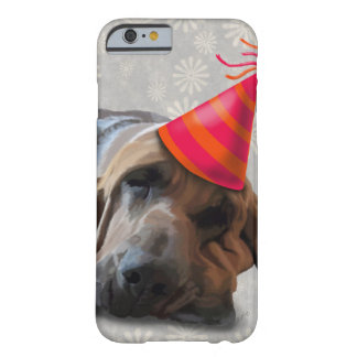 Bloodhound After the Party Barely There iPhone 6 Case
