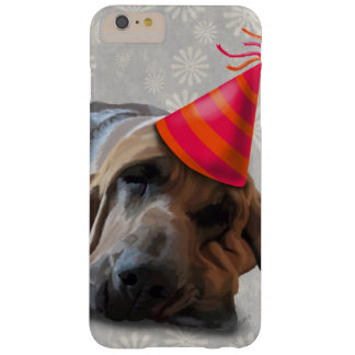 Bloodhound After the Party Barely There iPhone 6 Plus Case