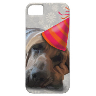 Bloodhound After the Party iPhone SE/5/5s Case