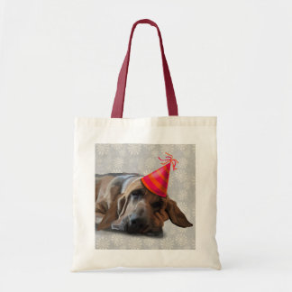 Bloodhound After the Party Tote Bag