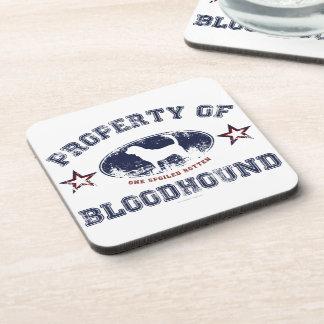 Bloodhound Beverage Coaster