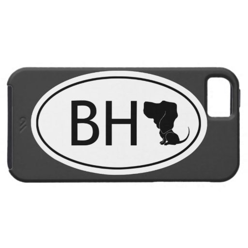 Bloodhound - BH iPhone 5 Case