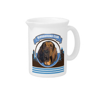 Bloodhound Club Drink Pitchers